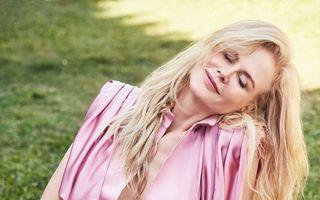Nicole Kidman, apariţie stelară: Vedeta străluceşte la 50 de ani