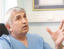 Medicii de la Spitalul Marie Curie refuză să lucreze cu Gheorghe Burnei