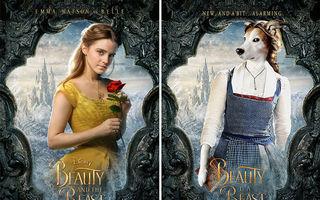 Vedeta care latră: Cum a ajuns un câine adorabil pe afişele unor filme celebre