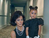 """Kim Kardashian, criticată pentru că o imită pe Jackie Kennedy: """"Cel mai penibil lucru!"""""""