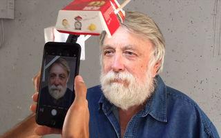 Cum să faci poze perfecte cu un telefon şi o cutie de fast food