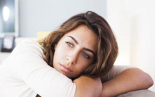 5 semne că ai putea fi deprimată fără să realizezi