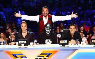 Delia și Horia Brenciu au încins ringul de dans la X Factor