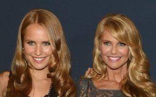 10 vedete care seamănă leit cu fiicele lor. Parcă sunt surori!