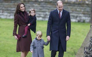 Kate Middleton este însărcinată cu al treilea copil