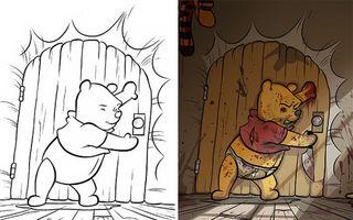 De ce nu ar trebui să le dai adulţilor cărţi de colorat pentru copii? 45 de imagini amuzante
