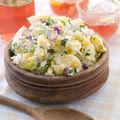Cum să faci cea mai bună salată de cartofi cu maioneză