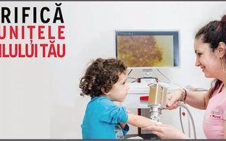 Luna de luptă împotriva cancerului de piele: consultații gratuite și reduceri la dermatoscopie
