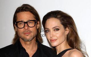 Angelina Jolie și Brad Pitt sunt din nou împreună, dar nu renunță la divorț