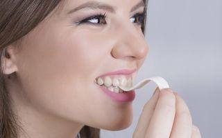 A fost inventată guma de mestecat care detectează cancerul