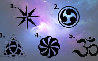 Testul celor 5 simboluri antice. Află ce spun despre personalitatea ta