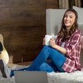 Cum să te simți mai fericită în propria ta casă