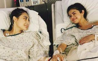 Selena Gomez a anunțat că a suferit un transplant de rinichi. The Weeknd, iubitul său, i-a fost alături
