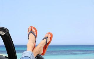 8 probleme de sănătate pe care le dezvăluie picioarele tale