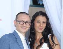 Soția solistului de la Linkin Park a postat un video tulburător pe Twitter