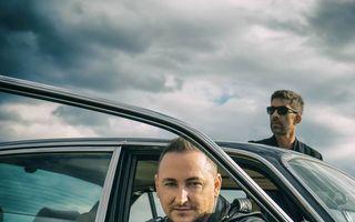 Membrii trupei DJ Project, răniţi într-un accident auto: Un TIR s-a răsturnat peste maşina lor