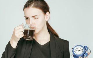 De ce nu e bine să bei cafea pe stomacul gol