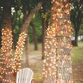 10 idei ca să folosești instalațiile luminoase în grădina ta