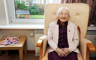 """Secretul longevităţii unei femei în vârstă de 109 ani: """"Feriţi-vă de bărbaţi!"""""""