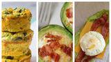 Dieta keto. 15 idei pentru micul dejun