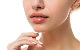 Exfoliant pentru buze: 5 rețete pe care le poți face singură