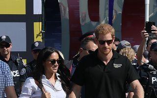 Prinţul Harry şi iubita sa, văzuţi pentru prima dată ţinându-se de mână