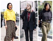 6 moduri stylish de a purta un hanorac în această toamnă