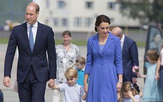 Prinţul William, un tată mândru: Ce a spus despre copiii săi