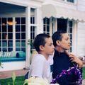 O mamă de nota 10: Kate Hudson s-a tuns la fel ca fiul ei