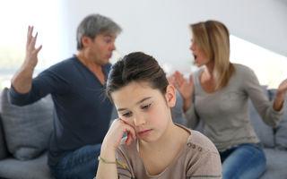 Ce simt copiii când ne înșelăm partenerul?