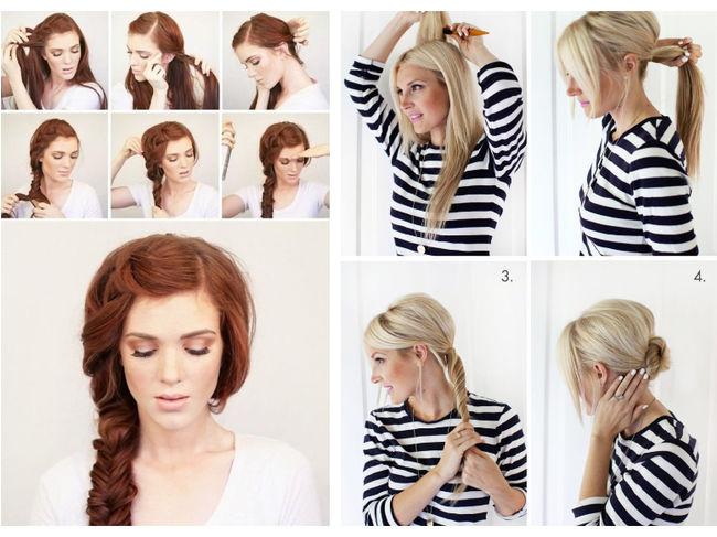 10 Coafuri Simple Pe Care Le Obții Cu Un Minim De Efort Frumuseţe