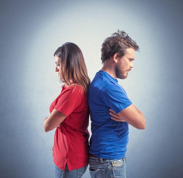 Incompatibilitate în cuplu