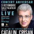 """Concertul aniversar """"CATALIN CRISAN si prietenii"""" este SOLD-OUT!"""
