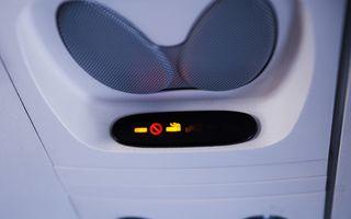 Motivul pentru care mai există scrumiere în avion