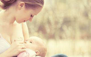 Tot ce trebuie să știi despre laptele matern