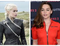 "Emilia Clarke și-a uimit fanii ""Game of Thrones"" cu o transformare uimitoare"