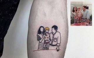 30 de fotografii care îţi vor schimba părerea despre tatuaje
