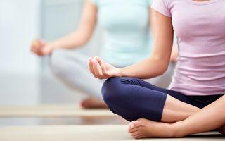 Yoga ajută pacienții cu cancer să doarmă mai bine