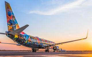 Cele mai frumoase 20 de avioane pictate. Atrag toate privirile!