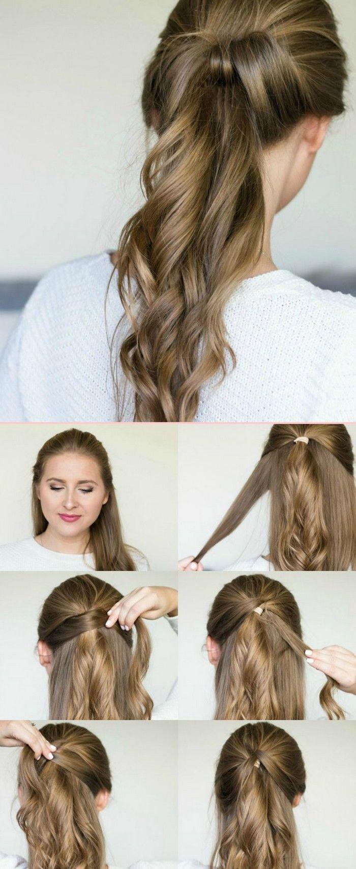 10 Idei De Coafuri Superbe Pe Care Le Poţi Face Acasă Frumuseţe