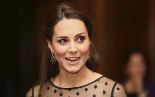 Ce este Hyperemesis Gravidarum, boala de care suferă Kate Middleton