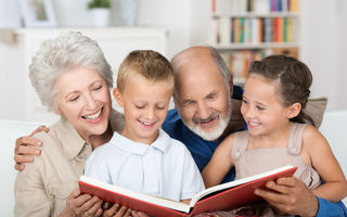 Ce se întâmplă cu bunicii care au grijă de nepoții lor?