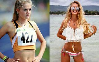 Frumoasă şi rapidă: Alicia Schmidt, cea mai sexy atletă din lume
