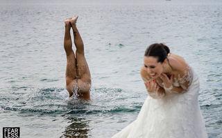Cele mai emoționante și amuzante fotografii de nuntă din 2017