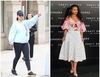 Rihanna are probleme cu silueta: O zi slăbeşte, o zi se îngraşă