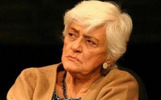 A murit actriţa Olga Tudorache. Mesajul lui Florin Călinescu