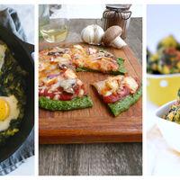 5 idei creative ca să găteşti altfel spanacul