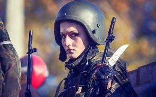 """""""Albă ca Zăpada"""", lunetista curajoasă care lupta pentru forţele pro-Putin, lichidată de un ucrainean"""