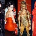 Heidi Klum, regina costumelor de Halloween. Cele mai interesante transformări