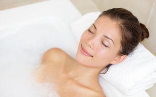 Baie de detoxifiere: 3 rețete care te ajută să scapi de toxine